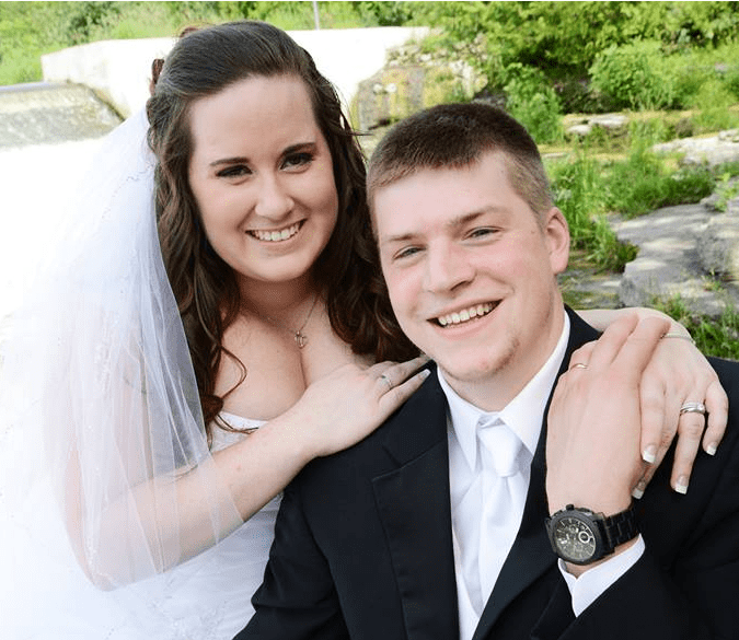 Camiee and Alex Testimonial for DCF Wedding Music