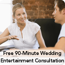 Free Wedding Consultation with DCF Wedding Music