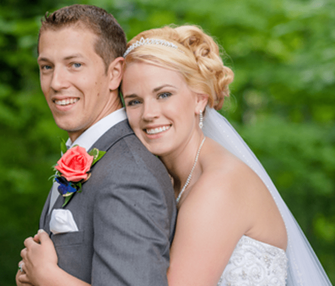 Chandra and Tim Testimonial for DCF Wedding Music