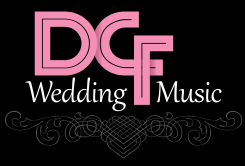 DCF Wedding Music Logo