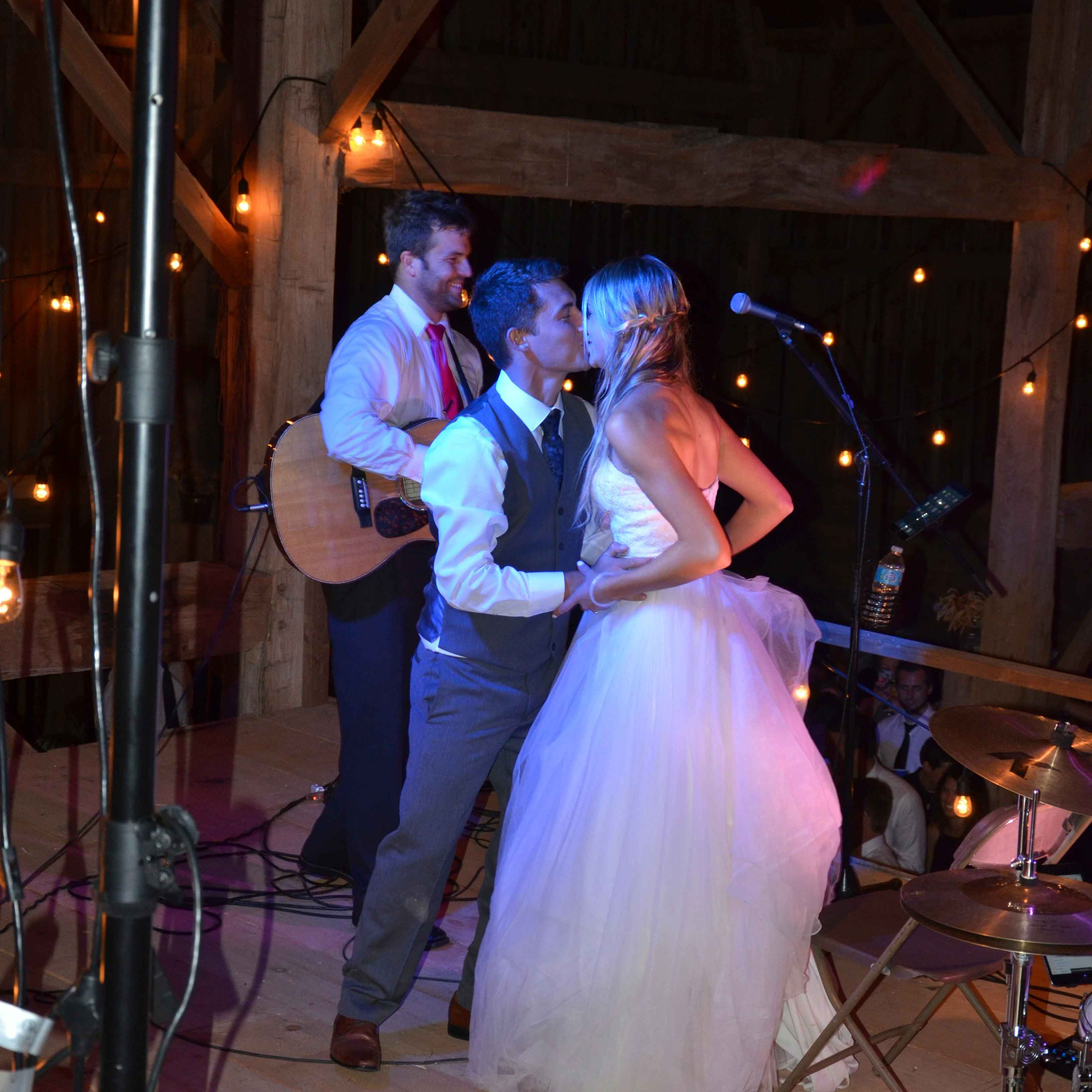 DCF Wedding Music David Fraser Singing Custom Love Song