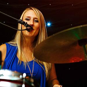 DCF Wedding Music Band Member Karrie Fraser