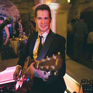 DCF Wedding Music Band Member Ross
