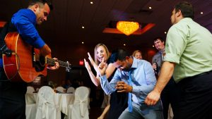 DCF Wedding Music Live Band And DJ Service Toronto, GTA, Southern ON