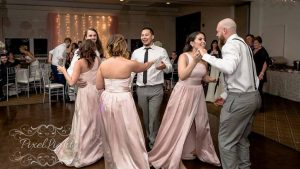 DCF Wedding Live Band And DJ Service Performing At Wedding, Toronto, ON
